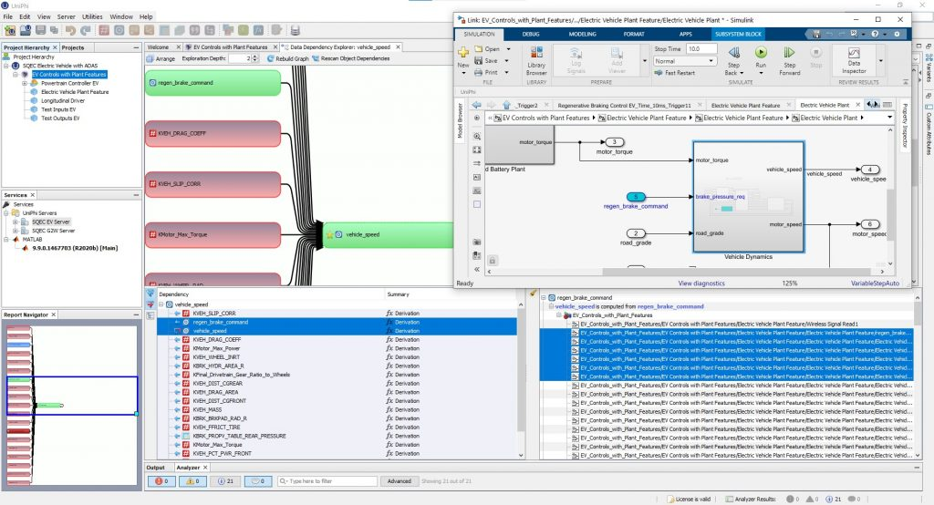 Data Dependency Explorer